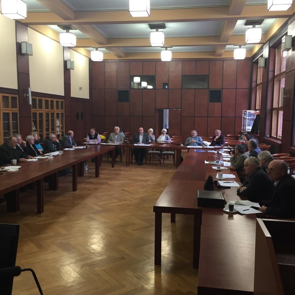 foto rozšířené jednání vydavatelské rady 2.2. 2016