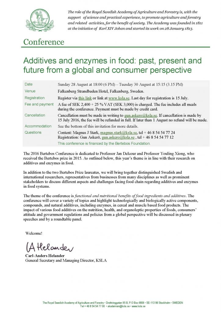 2016-08-28-30  Invitation Additives and enzymes in food._Stránka_1